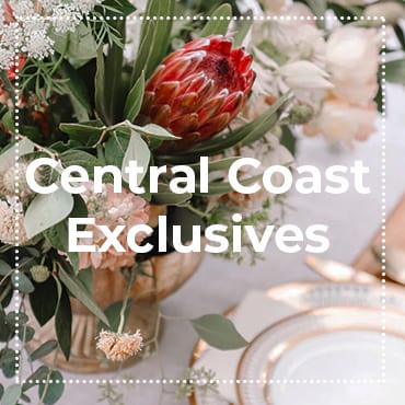 Central Coast Exclusive - Boydita Flowers