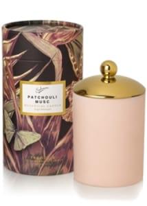 Patchouli Musc Candle