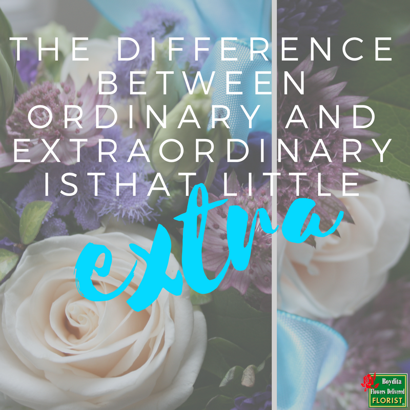 Make it extra-ordinary!